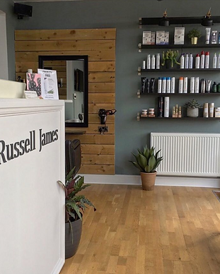 Russell James, Hair Salon, Chalfont St Giles, near Amersham, Beaconsfield, Gerrards Cross