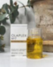 Olaplex product Bonding Oil at Russell James Chalfont St Giles hair salon
