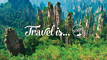 TRAVEL IS.