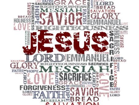 Complete in Jesus!