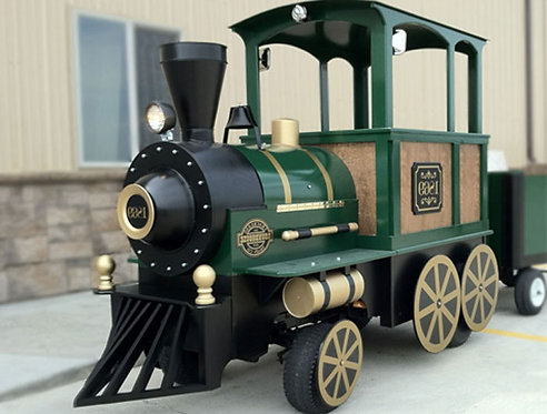 Western Style Gas Locomotive