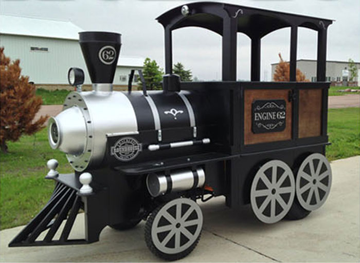Roundhouse Trackless Train Company