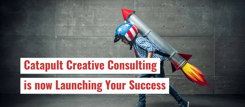 Catapult Creative Consulting, LLC changes company name to Launching Your Success