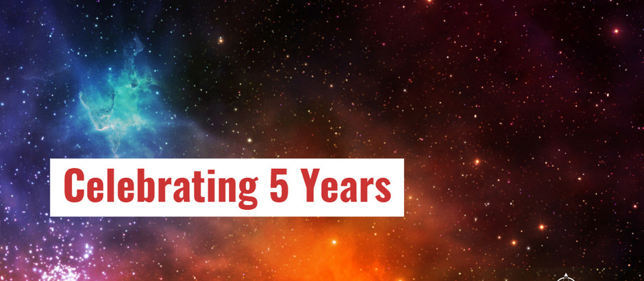 Launching Your Success Celebrates 5 Years!
