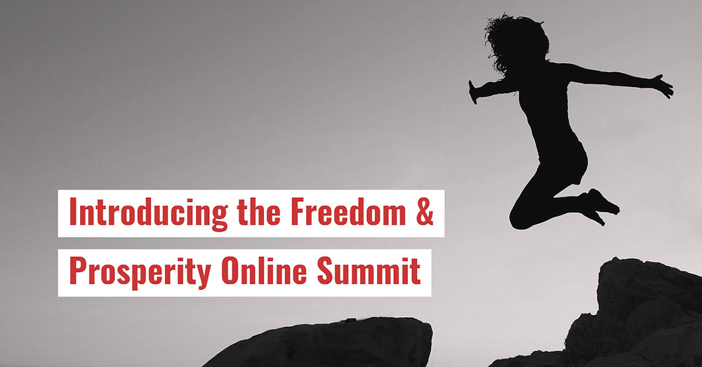 Freedom & Prosperity Summit Promo