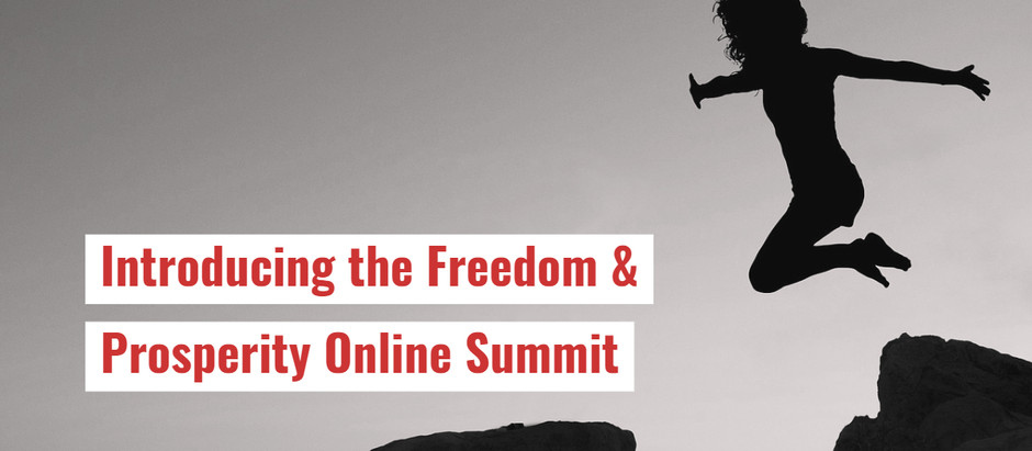 Robyn Sayles Talks About Compelling Brand Stories at The Freedom & Prosperity Online Summit