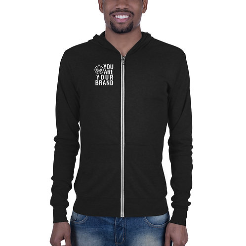 Unisex Zip Hoodie | You Are Your Brand