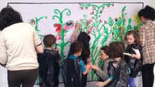 Atelier cinéma d'animation parents-enfants à Saint Gratien (95)