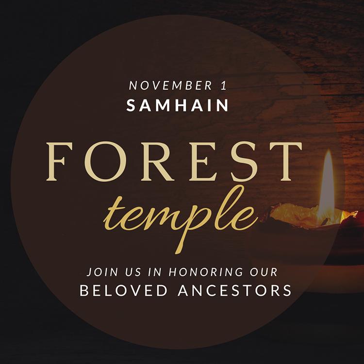 Forest Temple: Samhain