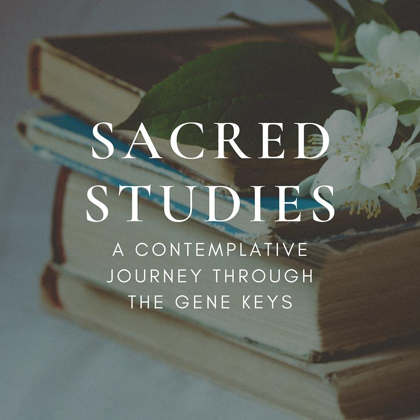 Sacred Studies: Gene Keyes
