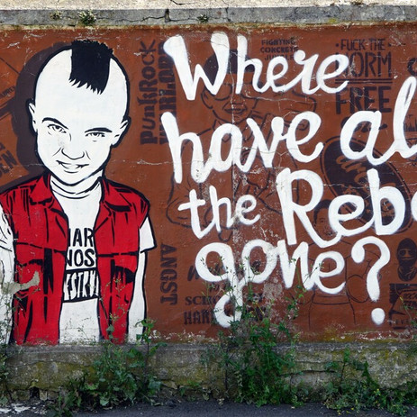 How Do I Find The Next Rebel Who Will Save My Business?