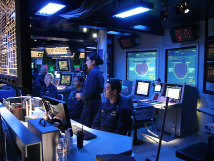 Every Company Needs A Combat Information Centre (Now More Than Ever!)