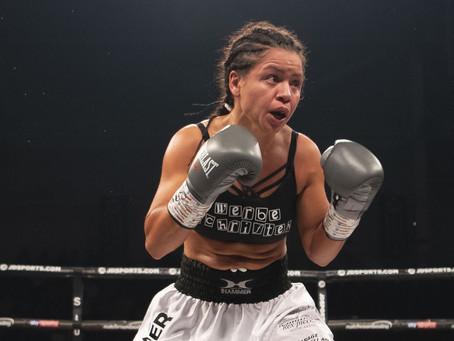 Pro boxer Viviane Obenauf suspected of beating husband to death