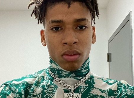 NLE Choppa Calls Out People for Eating Travis Scott Burgers from McDonald's