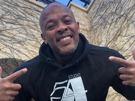 Dr. Dre Says He's Doing 'Great' Following Brain Aneurysm