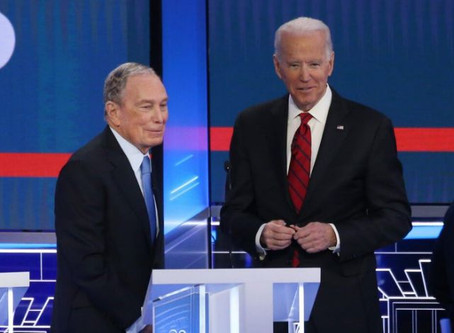 Bloomberg to spend at least $100M to help Biden in Florida