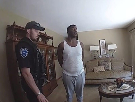 Wisconsin Black man falsely arrested at his own home sues city