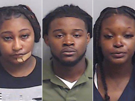 3 Arrested in Georgia for Assaulting 12-Year-Old Boy, Shaving 'Gay' into His Scalp