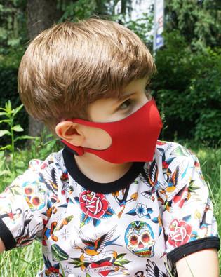 Novamask Rosso Bambino