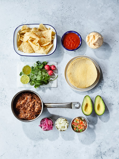 Taco Kit for 2 People