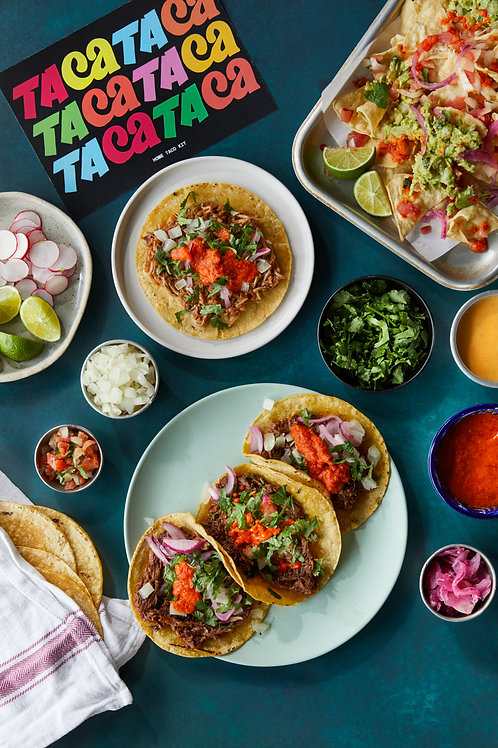 Taco Kit for 4 People