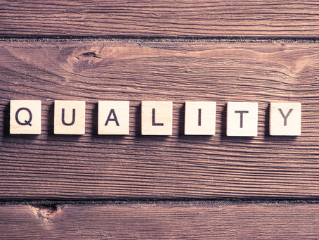 Quality Management is Everything