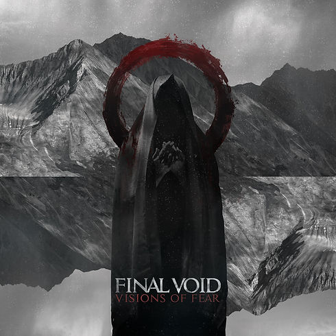 Final Void - Visions Of Fear Album Cover