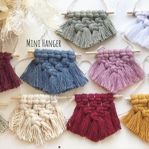Mini Hangers