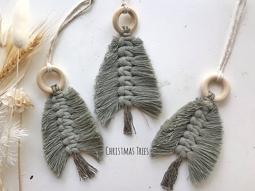 Christmas Tree style - Decorations