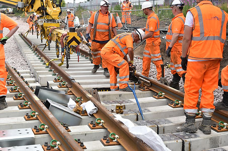 Civil engineering, rail & ground works contractor covering Manchester & Scotland