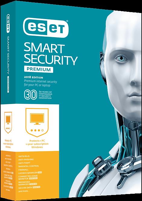 ESET Smart Security Premium 1 User 1 Years Protection