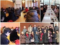 여선교회 기도회(2018년 2월)