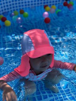 하늘공원 수영장