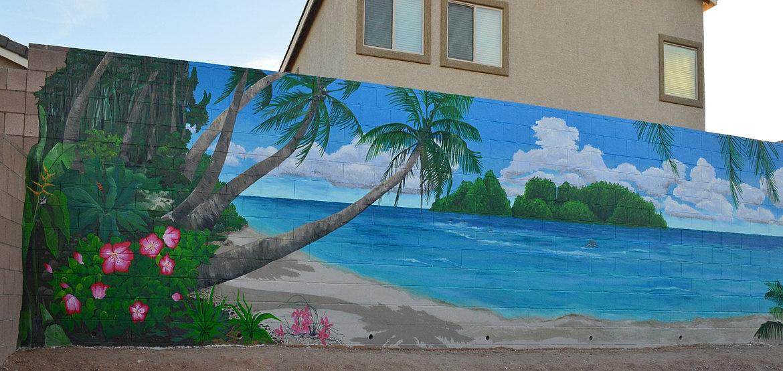 Aniko Doman Las Vegas Area Muralist And Fine Artist