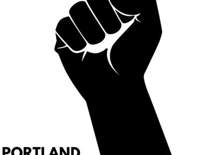 A Black Ass Day in Portland, Oregon