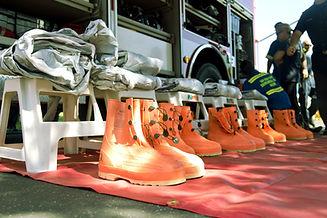 Equipo de bombero