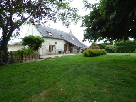 Longère St Mathurin sur Loire