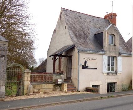 Maison vue sur Loire Saint Mathurin sur Loire