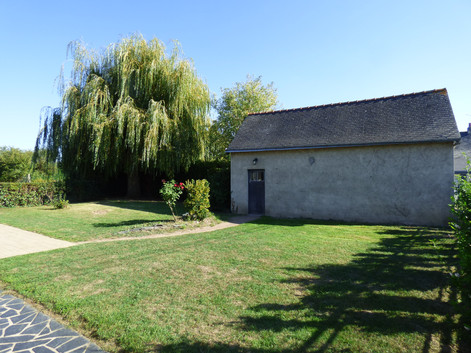 Maison ancienne Saint Mathurin sur Loire