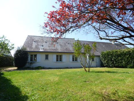 Maison plain pied Beaufort en Vallée