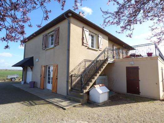 Maison St Mathurin sur Loire / Mazé