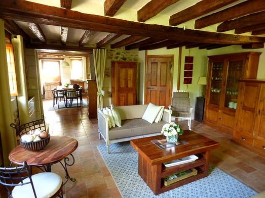 maison ancienne charme BLAISON GOHIER