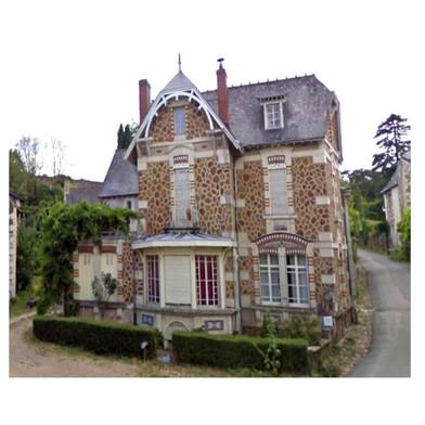 Le Thoureil Maison vue Loire