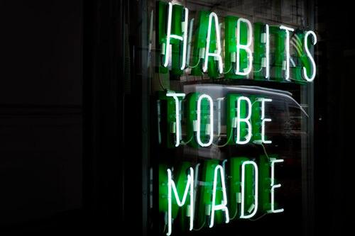 The Best Way To Break Bad Habits