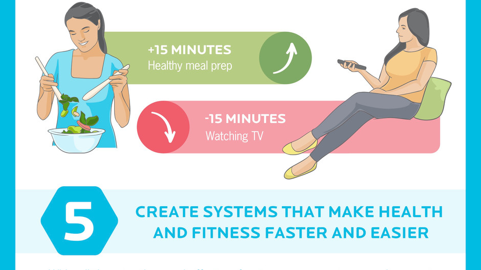 7 Effective Ways To Make More Time For Your Health