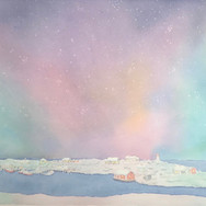 """Northern Lights over Nova Scotia"""
