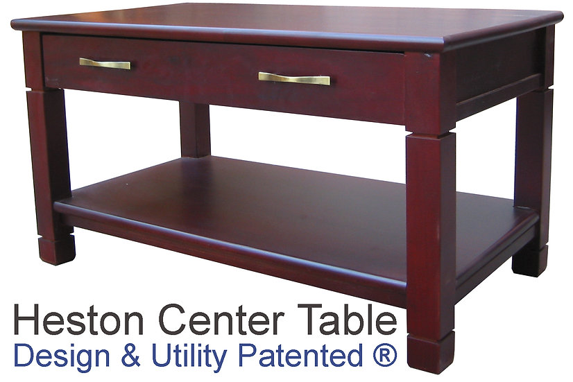 Heston Center Table