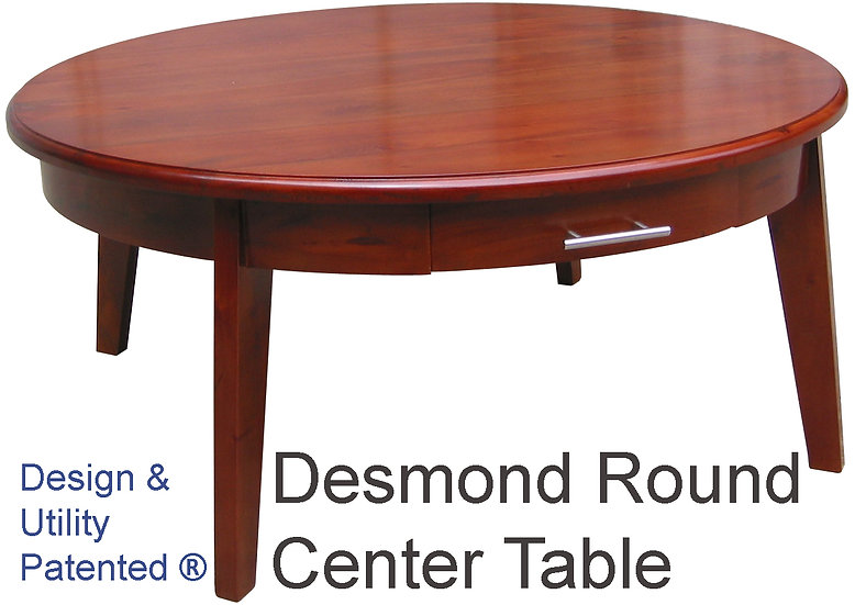 Desmond Center Table