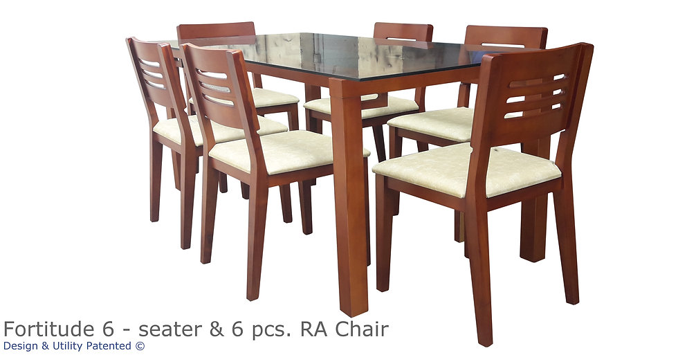 Fortitude Table & R.A Chair