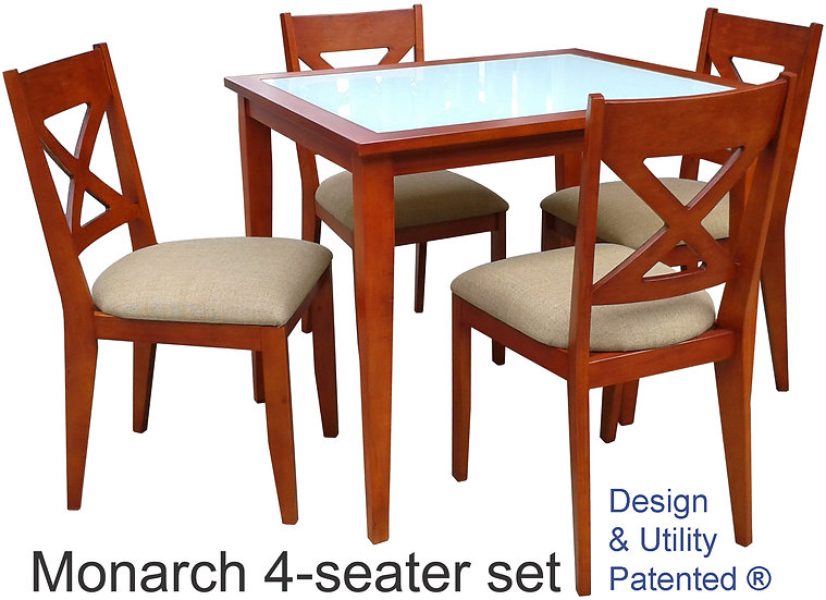 Monarch Table and Monarch Chair